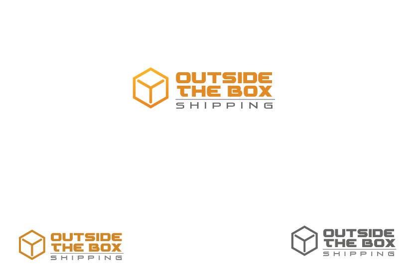 Konkurrenceindlæg #115 for Shipping Box Logo Design