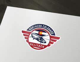 #12 para Design a Logo for Colorado Helicopter Fire Crew por Carlitacro