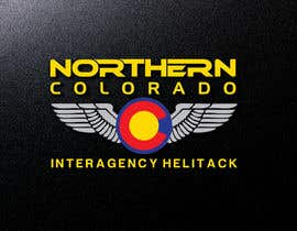 #55 for Design a Logo for Colorado Helicopter Fire Crew af cooldesign1