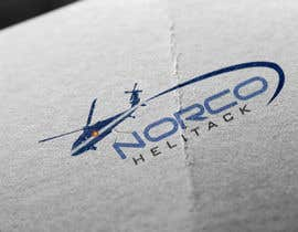 #3 for Design a Logo for Colorado Helicopter Fire Crew af vallabhvinerkar