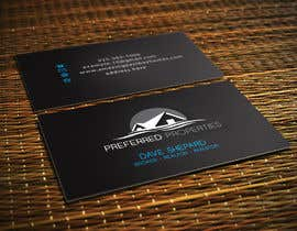 #52 cho Design a Logo and business card for my real estate company bởi alishahsyed