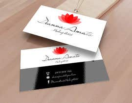 #17 for Design some Business Cards for Makeup Artist by rogeriolmarcos