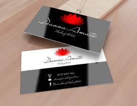 #18 para Design some Business Cards for Makeup Artist por rogeriolmarcos