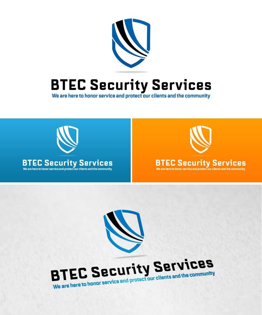 Konkurrenceindlæg #                                        38                                      for                                         Design a Logo for a security company