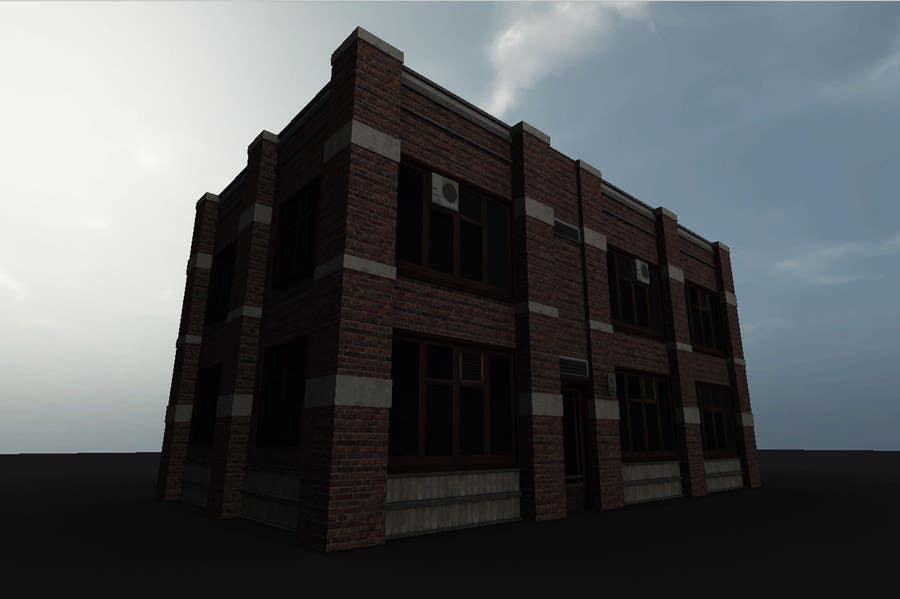 Bài tham dự cuộc thi #4 cho 3D modelling and texturing
