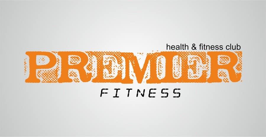 Kilpailutyö #272 kilpailussa Design a Logo for Premier Fitness