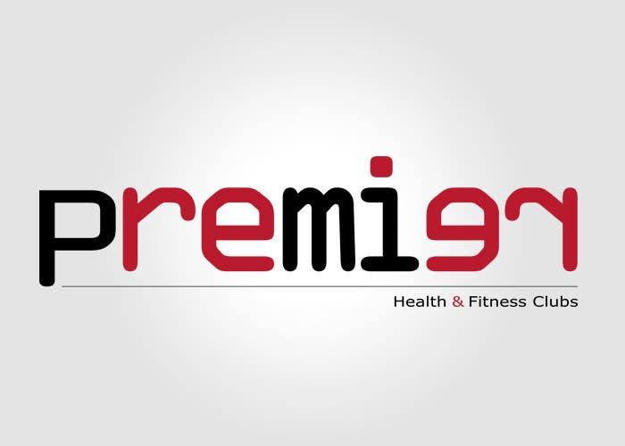 Kilpailutyö #340 kilpailussa Design a Logo for Premier Fitness