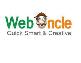 #21 para Design a Logo for WEB UNCLE, INDIA por sandanimendis