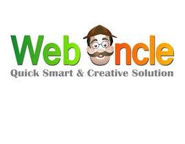 #30 para Design a Logo for WEB UNCLE, INDIA por sandanimendis