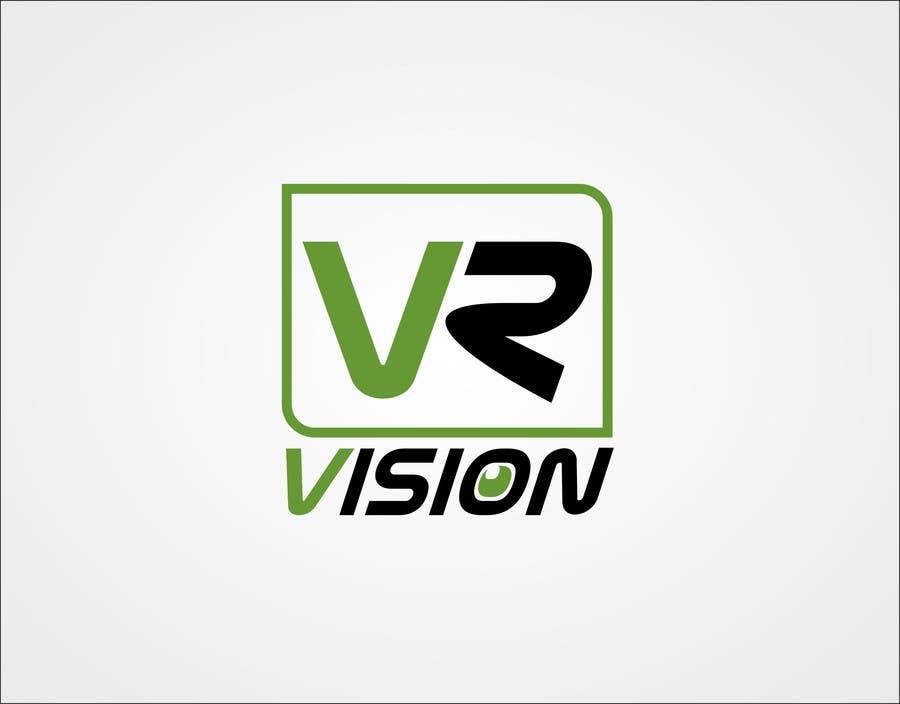 Kilpailutyö #72 kilpailussa Design a Logo for VR Vision
