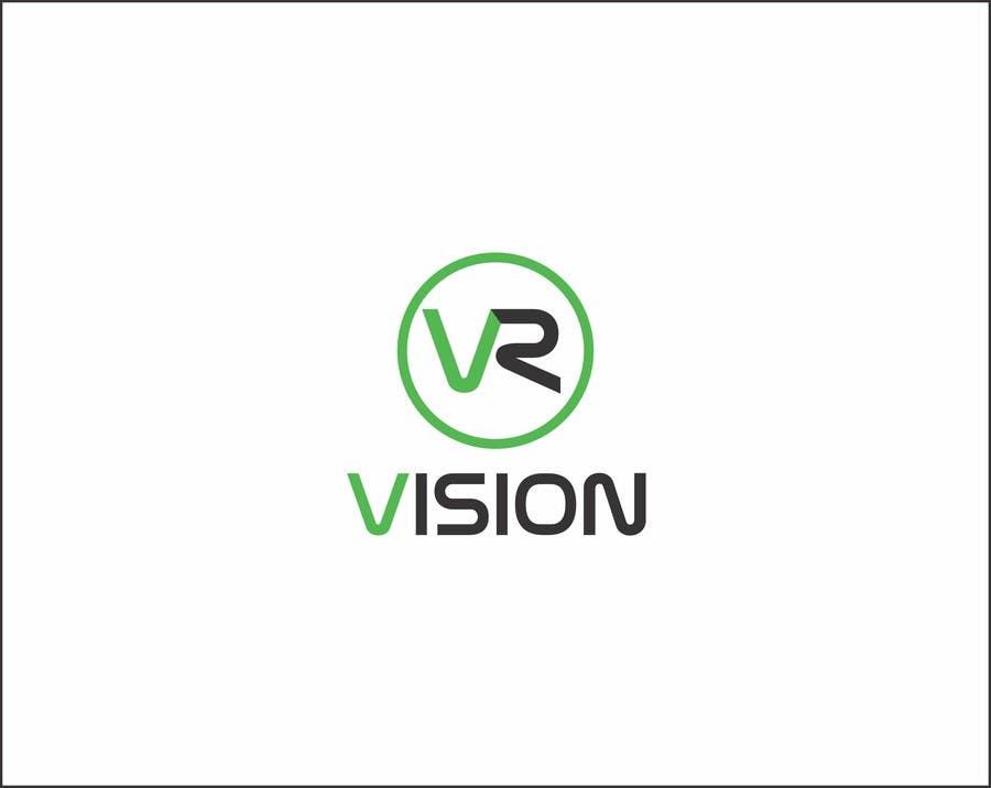 Kilpailutyö #46 kilpailussa Design a Logo for VR Vision