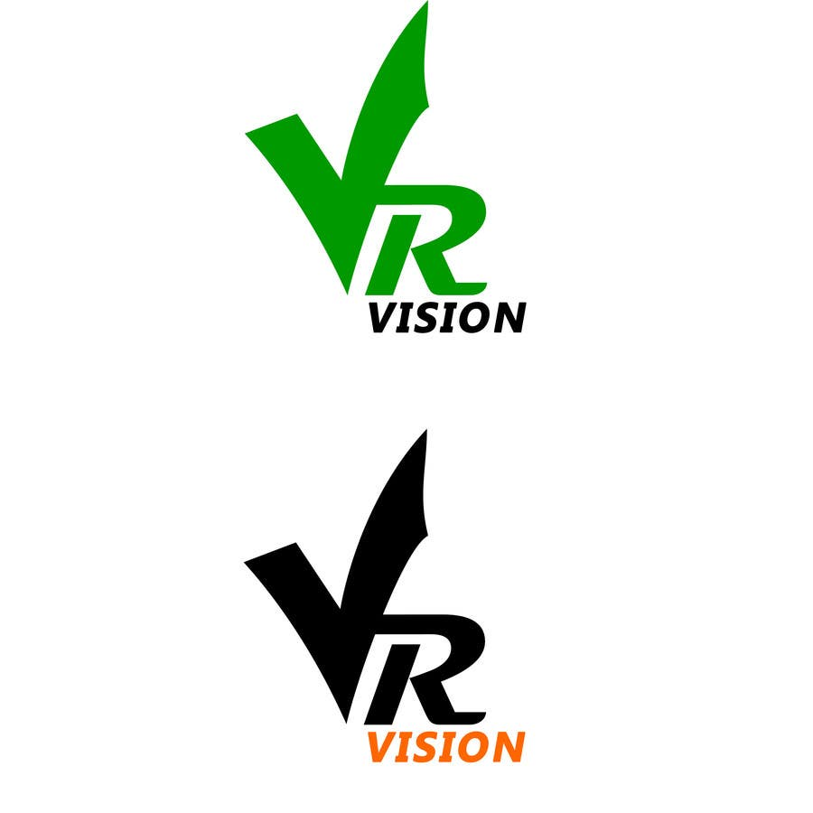 Kilpailutyö #67 kilpailussa Design a Logo for VR Vision