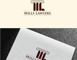 #2 cho Design a Logo for Mills Lawyers bởi designer12