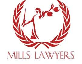 nº 65 pour Design a Logo for Mills Lawyers par artomarbenitez