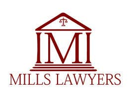 nº 5 pour Design a Logo for Mills Lawyers par abrargraphics19