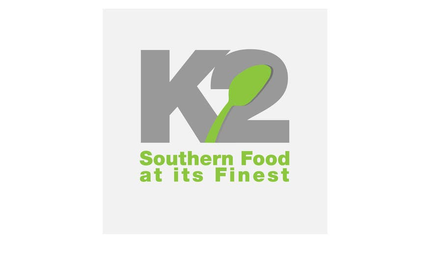 Contest Entry #                                        4                                      for                                         Design a Logo for K2 Gourmet Catering