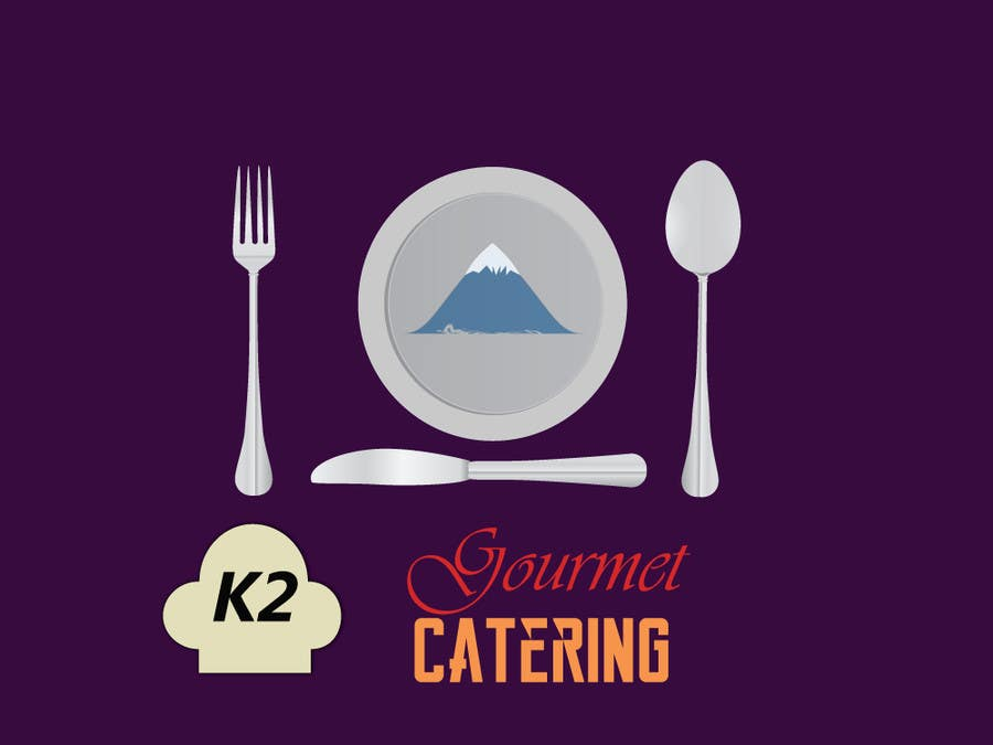 Contest Entry #                                        199                                      for                                         Design a Logo for K2 Gourmet Catering