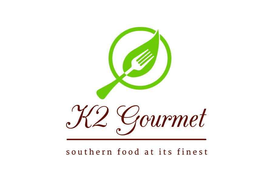 Contest Entry #                                        198                                      for                                         Design a Logo for K2 Gourmet Catering