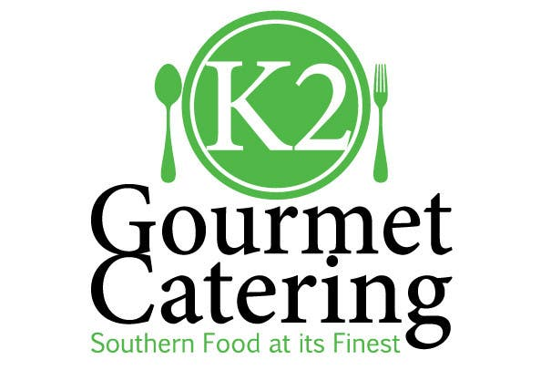 Contest Entry #                                        127                                      for                                         Design a Logo for K2 Gourmet Catering