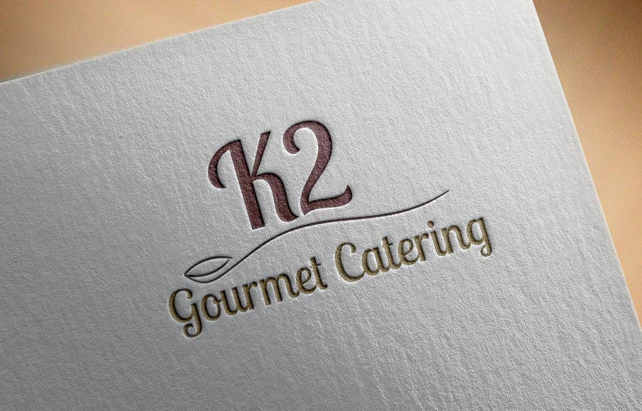 Contest Entry #                                        43                                      for                                         Design a Logo for K2 Gourmet Catering
