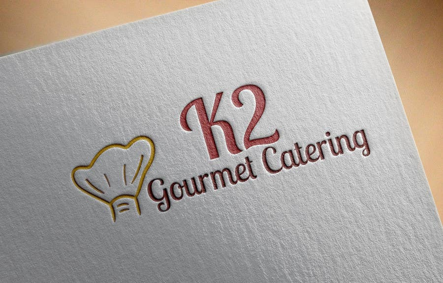 Contest Entry #                                        44                                      for                                         Design a Logo for K2 Gourmet Catering