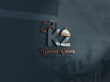 Nro 111 kilpailuun Design a Logo for K2 Gourmet Catering käyttäjältä tusharpaul87