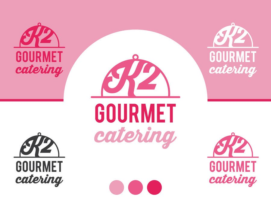 Contest Entry #                                        116                                      for                                         Design a Logo for K2 Gourmet Catering
