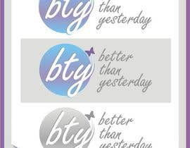 #252 for Design a Logo for Better Than Yesterday by indraDhe