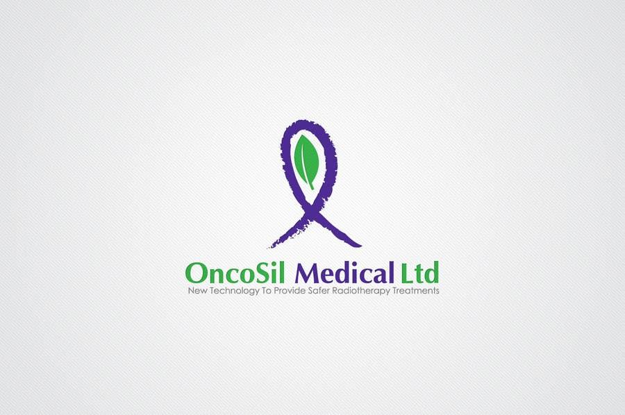 Design a Logo for OncoSil Medical Ltd için 26 numaralı Yarışma Girdisi