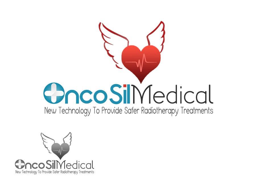 Design a Logo for OncoSil Medical Ltd için 394 numaralı Yarışma Girdisi