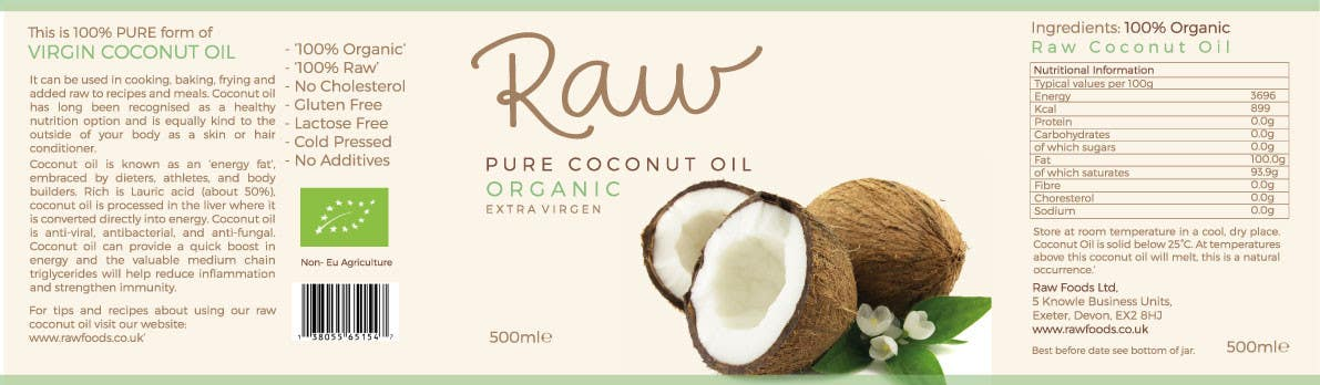 Where To Buy Natural Coconut Oil