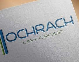 #121 untuk Design a Logo for Ochrach Law Group oleh captjake