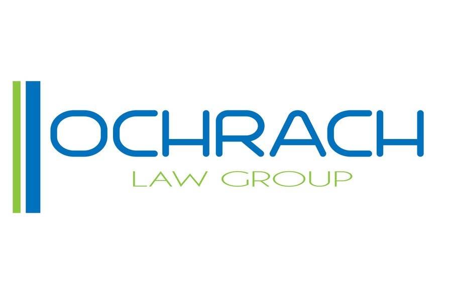 Konkurrenceindlæg #                                        122                                      for                                         Design a Logo for Ochrach Law Group