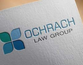 #128 untuk Design a Logo for Ochrach Law Group oleh captjake