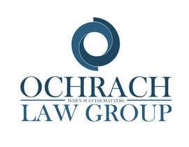 #132 untuk Design a Logo for Ochrach Law Group oleh bradchurch