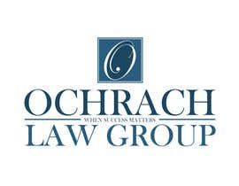 #139 untuk Design a Logo for Ochrach Law Group oleh bradchurch