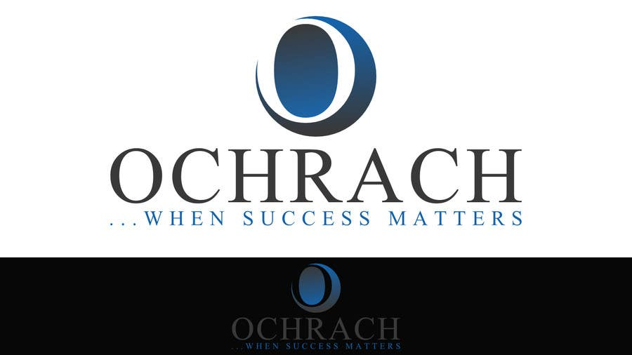 Konkurrenceindlæg #                                        69                                      for                                         Design a Logo for Ochrach Law Group