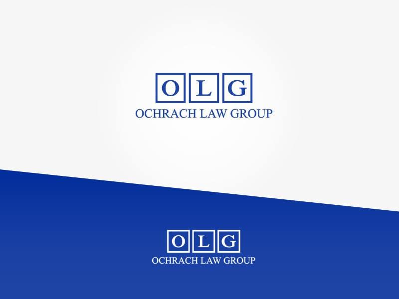 Konkurrenceindlæg #                                        112                                      for                                         Design a Logo for Ochrach Law Group
