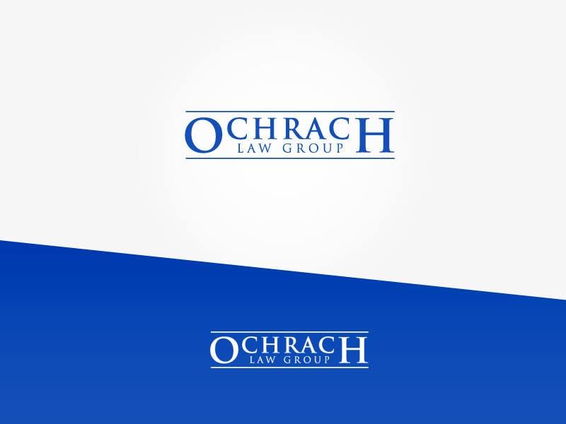 Konkurrenceindlæg #                                        126                                      for                                         Design a Logo for Ochrach Law Group