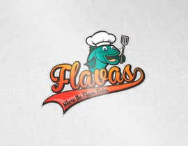 #46 for Re-Design a Logo for New US Restaurant Called Flavas by MaxKh87