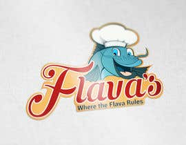 #35 for Re-Design a Logo for New US Restaurant Called Flavas af Modeling15