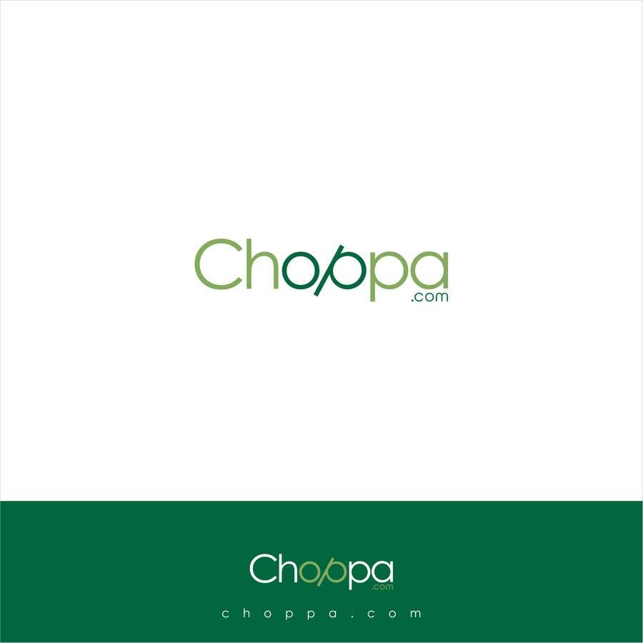 Konkurrenceindlæg #61 for Design a Logo for Choppa.com