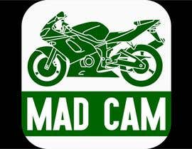 #11 cho Design a Logo & App Icon for MAD Cam (Motorcycle Assurance Dash Cam app) bởi LorenzDesigns