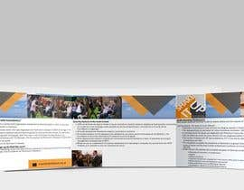 #3 for Design a  A5 Tri fold Brochure (A5 when closed) for a Not for Profit Foundation by Fidelism