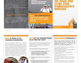 pris tarafından Design a  A5 Tri fold Brochure (A5 when closed) for a Not for Profit Foundation için no 2