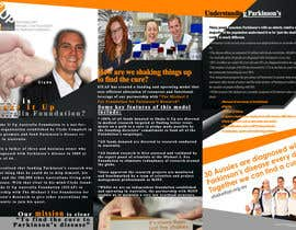 #6 for Design a  A5 Tri fold Brochure (A5 when closed) for a Not for Profit Foundation by uniqmanage
