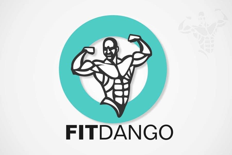 Kilpailutyö #128 kilpailussa Design a Logo for FitDango