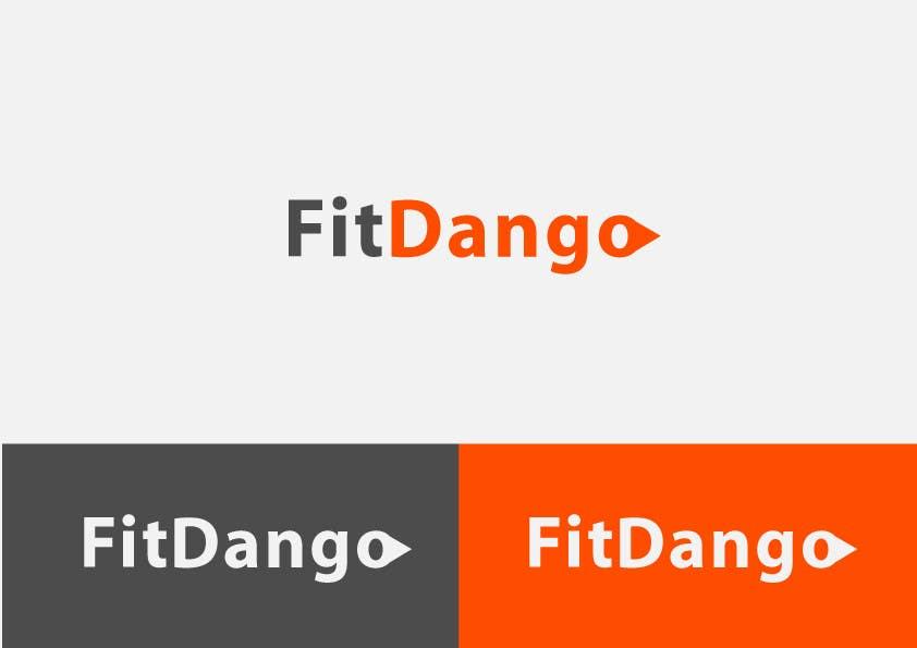 Kilpailutyö #123 kilpailussa Design a Logo for FitDango