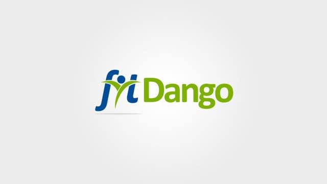 Kilpailutyö #102 kilpailussa Design a Logo for FitDango