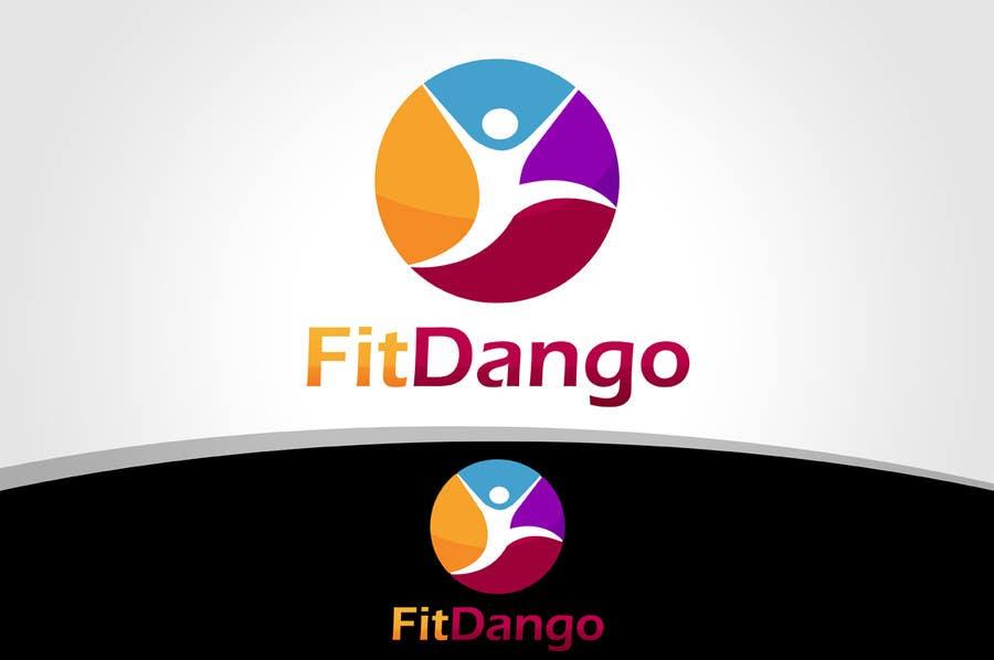 Kilpailutyö #58 kilpailussa Design a Logo for FitDango